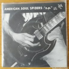 Discos de vinilo: AMERICAN SOUL SPIDERS: SPANISH DOLL / PHYSICAL WAR / TEENAGE JESUS. E.P. PUNK-ROCK GARAGE SFTRI 1990. Lote 212021737