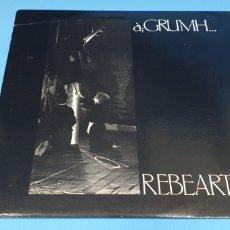 Discos de vinilo: GRUMH...- REBEARTH. Lote 212052505