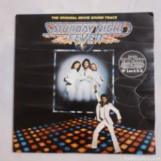 Discos de vinilo: SATURDAY NIGHT FEVER. BSO. 2 LP. GATEFOLD. 26 58 123. ESPAÑA 1977.. Lote 212056563