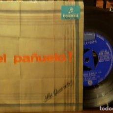 Discos de vinilo: LOS QUANDO´S - ¿ EL PAÑUELO !. Lote 212059102
