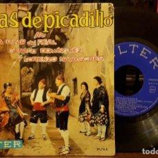 Discos de vinilo: JOTAS DEL PICADILLO. Lote 212070930