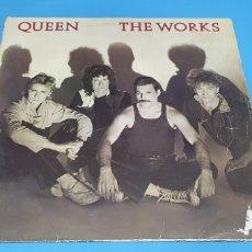Discos de vinilo: QUEEN - THE WORKS. Lote 212071342