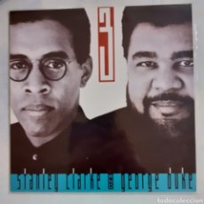 Discos de vinilo: STANLEY CLARKE Y GEORGE DUKE. 3. 467011 1. ESPAÑA 1990. DISCO EX. CARÁTULA EX.. Lote 212072222