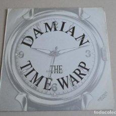 Discos de vinilo: DAMIAN - TIME WARP. Lote 212073557