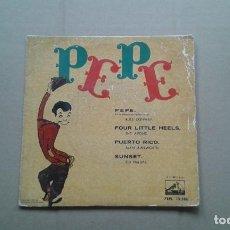 Discos de vinilo: BANDA SONORA - PEPE EP 4 TEMAS EDICION ESPAÑOLA. Lote 212080896