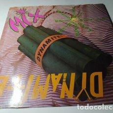 Discos de vinilo: LP - VARIOUS ?– DYNAMITE MIX - MXLP-040 (VG+ / VG) SPAIN 1985. Lote 212083811