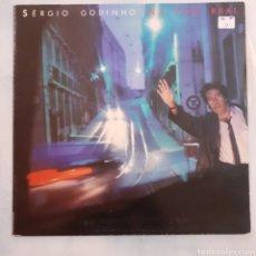 Discos de vinilo: SERGIO GODINHO. NA VIDA REAL. GATEFOLD. 1976 PORTUGAL. 830620-1.. Lote 212096368