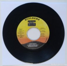 "Discos de vinilo: SPRAGGA BENZ - LOVE RASTA / SUGAR SLICK - ANYTHING YOU [REGGAE / DANCEHALL ORIGINAL] 7"" 45RPM [2003]. Lote 212112252"