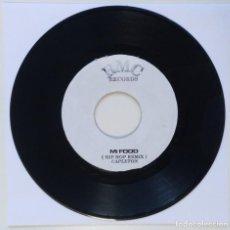 "Discos de vinilo: CAPLETON & SIZZLA - DEM GAL MIX (HIP HOP REMIX) [REGGAE / DANCEHALL ORIGINAL VINYL] 7"" 45RPM [2000]. Lote 212115327"