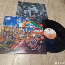 Discos de vinilo: SPEED. ¡YA ESTAMOS EN EUROPA! VICTORIA VIC-272 MAXI. 1986 SPAIN-CONTIENE INSERT. Lote 212116863