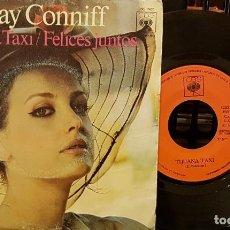 Discos de vinilo: RSY CONNIFF - TIJUANA TAXI. Lote 212116925