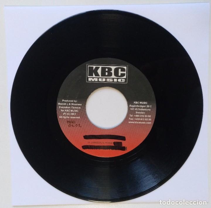 """Discos de vinilo: WAYNE MARSHALL - PARTY HERE / [REGGAE / DANCEHALL ORIGINAL] 7"""" 45RPM [2002] - Foto 2 - 212119482"""
