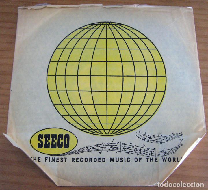 Discos de vinilo: EL DISCO DE ORO: VOL. 2 - THE FINEST IN LATIN-AMERICAN RECORDINGS - LP - SEECO RECORDS, INC. - Foto 4 - 212125773