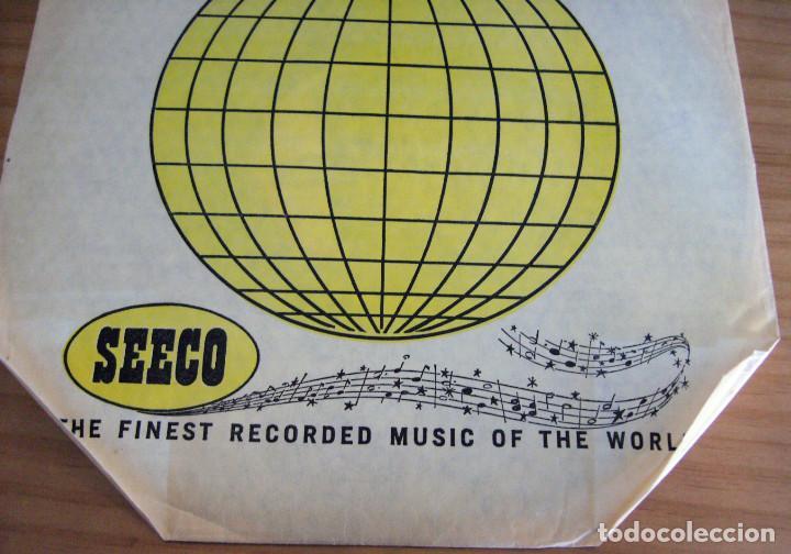 Discos de vinilo: EL DISCO DE ORO: VOL. 2 - THE FINEST IN LATIN-AMERICAN RECORDINGS - LP - SEECO RECORDS, INC. - Foto 5 - 212125773