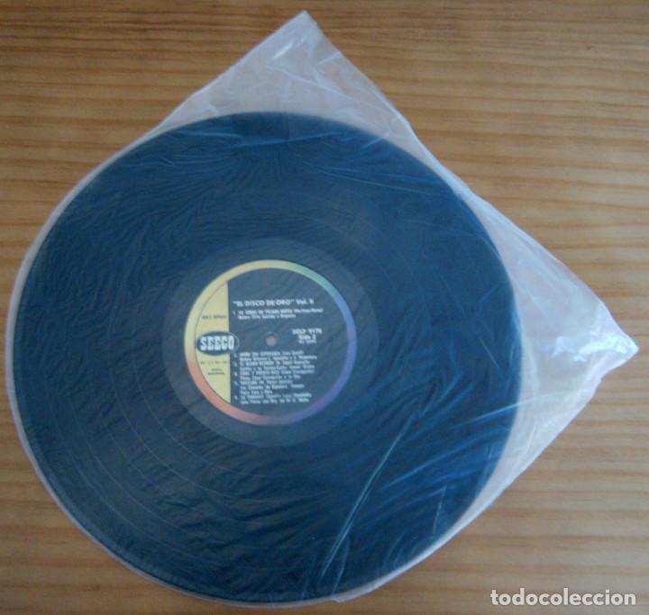 Discos de vinilo: EL DISCO DE ORO: VOL. 2 - THE FINEST IN LATIN-AMERICAN RECORDINGS - LP - SEECO RECORDS, INC. - Foto 7 - 212125773