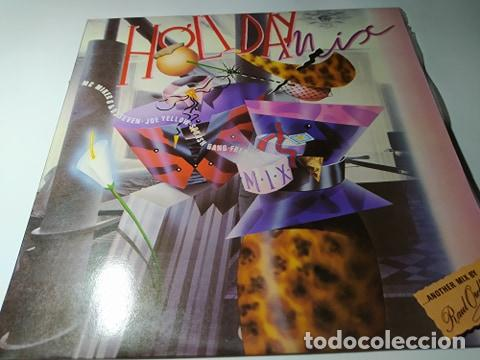 LP - HOLIDAY MIX (...ANOTHER MIX BY RAUL ORELLANA) - MXLP-101 (VG+ / VG+) SPAIN 1986 (Música - Discos - LP Vinilo - Disco y Dance)