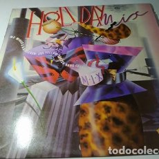Discos de vinilo: LP - HOLIDAY MIX (...ANOTHER MIX BY RAUL ORELLANA) - MXLP-101 (VG+ / VG+) SPAIN 1986. Lote 212141147