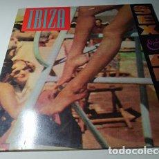 Discos de vinilo: LP - IBIZA SEX AND BEATS - D.LP.1115 (VG+ / VG+) SPAIN 1988. Lote 212141293