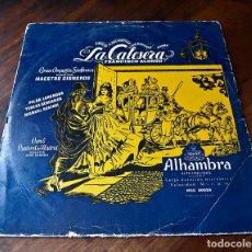 Discos de vinilo: LA CALESERA. Lote 212155558