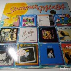Discos de vinilo: LP - VARIOUS ?– SUMMER MIX 84 - VLP-086 (VG / VG+) SPAIN 1984. Lote 212155715