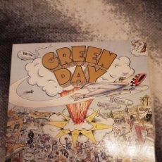 Disques de vinyle: VINILO GREEN DAY DOOKIE ORIGINAL DEL 94 HEAVY ROCK PUNK. Lote 212168168