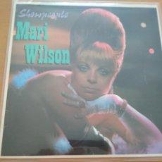 Discos de vinilo: MARI WILSON SHOWPEOLPLE LP SPAIN 1983. Lote 212177045