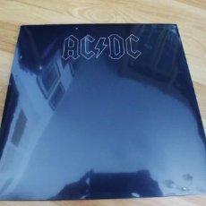 Discos de vinilo: AC DC-LP BACK IN BLACK-PRECINTADO,REEDICION 2003. Lote 212179011