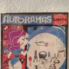 Discos de vinilo: AUTORAMAS - LIBIDO. LP VINILO NUEVO PRECINTADO. GARAGE. Lote 212181501