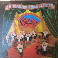 Discos de vinilo: ORQUESTA TOPOLINO. Lote 212193820