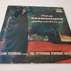 Discos de vinilo: TCHAIKOVSKY-PATHETIQUE.. Lote 212197835