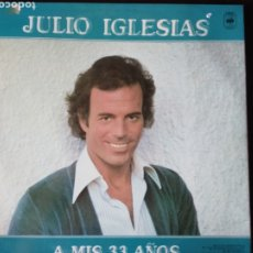 Discos de vinilo: JULIO IGLESIAS. Lote 212205325