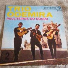 "Discos de vinilo: TRIO ODEMIRA - PAULITEIROS DO DOURO - QUIEN SERA - EP 7"" - 45 RPM. Lote 212212030"