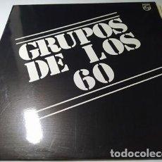 Discos de vinilo: LP - VARIOUS ?– GRUPOS DE LOS 60 - 845 176-1 (VG+ / VG+) SPAIN 1990. Lote 212233815