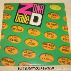 Disques de vinyle: ZONA D BAILE - 2XLP - EMI-ODEON 1991 - RESERVADO. Lote 212253371