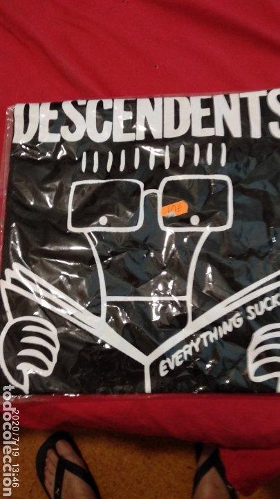 Discos de vinilo: Descendents negra - Foto 2 - 212259812