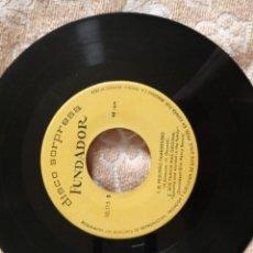 Discos de vinilo: LOTE DE DISCOS FUNDADOR, 176 DISCOS,. Lote 212263977