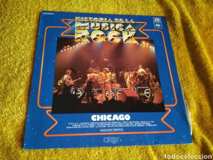 01-LP DISCO VINILO . CHICAGO. ROCK. (Música - Discos - LP Vinilo - Pop - Rock - New Wave Internacional de los 80)