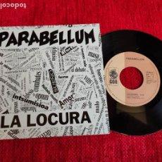 Disques de vinyle: PARABELLUM/ LA LOCURA 1993. Lote 212270730