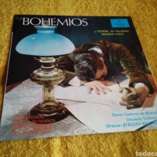 Discos de vinilo: 20 LP DISCO VINILO. BOHEMIOS.. Lote 212272795