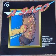 Discos de vinilo: VINILO A SACO MIX. Lote 212279450