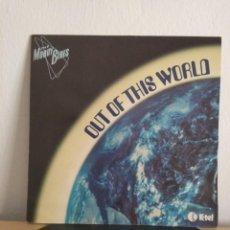 Discos de vinilo: THE MOODY BLUES - OUT OF THIS WORLD - LP EDICION INLGESA 1979. Lote 212279810
