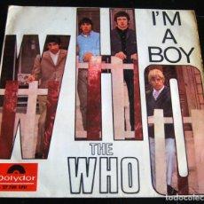 Discos de vinilo: THE WHO - I'M A BOY - EP - AÑO 1966 - POLYDOR. Lote 212297098