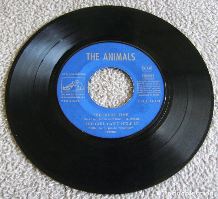 Discos de vinilo: THE ANIMALS - MEMPHIS - E.P. - AÑO 1965 - LA VOZ DE SU AMO - EMI - Foto 4 - 212299747