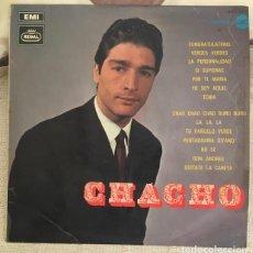 Discos de vinilo: CHACHO - LP 1968. Lote 212302457