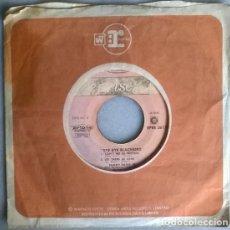 Discos de vinilo: SAMMY DAVIS JR. BYE BYE BLACKBIRD/ THE TENDER TEAP/ CAN'T WE BY FRIENDS/ LET THERE BE LOVE. 1965 EP. Lote 212317197