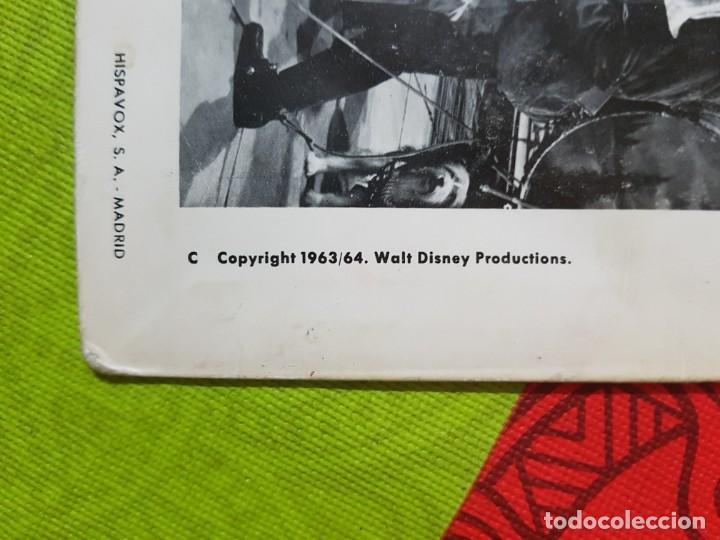 Discos de vinilo: Mary Poppins. Banda Sonora Original de la Película en Vinilo del año 1963 / 1964. Coleccionistas - Foto 5 - 212320333