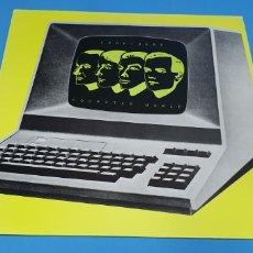 Discos de vinilo: KRAFTWERK- COMPUTER WORLD 1981. Lote 212331852