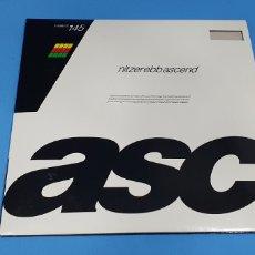 Discos de vinilo: NITZERBB- ASCEND 1992. Lote 212336372