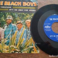 Discos de vinilo: THE BEACH BOYS - DISCO SINGLE. Lote 212336771