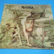 Discos de vinilo: MY GUITAR -JUAN PARDO 1973. Lote 212337126